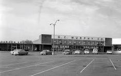 Another of the original five and dime stores, I became acquainted with G.C. Murphy in Lynchuburg, VA at the old Pittman Plaza. This is a picture of that store.