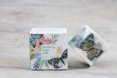 Masking Tape - ♥ Washi Tape ♥ - ein Designerstück von Hereweare bei DaWanda