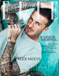 David Beckham un hombre de tomo y lomo en ELLE UK ver nota: http://scfashionmag.wordpress.com/2012/05/29/david-beckham-un-hombre-de-tomo-y-lomo-en-elle-uk/
