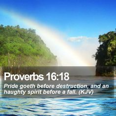 Comments for the purpose of Proverbs 16
