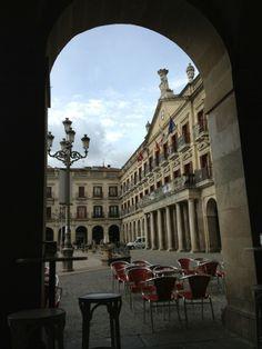 Casco Viejo - Parte Vieja de Vitoria-Gasteiz en Álava, País Vasco