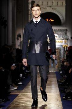 Valentino Fall Winter Menswear 2013 Paris