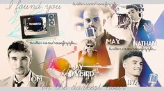 The Wanted  Fan video collage by a fan