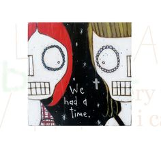 My SO called life angela chase rayanne graff wall art by