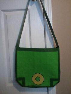 Sokka's Earth Kingdom duct tape bag, from Avatar: The Last Airbender
