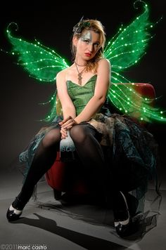 Nymphette Noir As Absinthe (The Green Fairy) Sc 1 St Pinterest