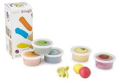We LOVE eco dough! Great affordable birthday gift.