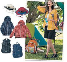 おしゃれなキャンプ・アウトドア用品・山ガールファッションも - ベルメゾンネット Yahoo!店