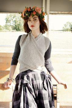 Ravelry: Chelsea Waistcoat pattern by Kari-Helene Rane