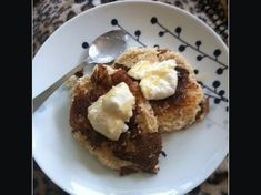 Dukan Diet Oat Bran Ricotta Cakes- Attack Phase. Sooo good!