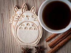 Totoro Cookie cutters.  Totoro. My Neighbor от CoolCookiesCutters #Miyazaki #Totoro #Cookie_Cutters