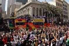 Quer fazer um intercâmbio nos Estados Unidos sem perder o carnaval? Conheça o Mardi Gras: http://www.studyglobal.net/portuguese/intercambio-curso-de-ingles-estados-unidos.htm