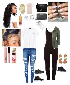 """""""#Followurdreamsnomatterwhat"""" by lailabishop ❤ liked on Polyvore featuring Michael Kors, WithChic, Ralph Lauren, Asprey, NIKE, Too Faced Cosmetics, Witchery, Yves Saint Laurent and Calvin Klein"""