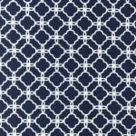 $7.75 per yard - Pimatex Basics - Geometric Print Navy