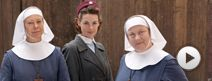 """Call the Midwife on PBS - absolutely touching and fabulous!  Seriously, I was kind of """"meh"""" going in but was hooked in the first 10 minutes."""