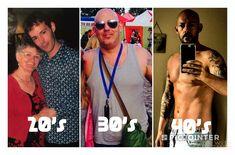 Anthony Smith, Over The Years, Selfie, Boho, Bohemian, Bohemia, Selfies
