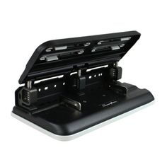 Swingline 5 Hole Puncher | Swingline 32 Sheet Easy Touch Heavy Duty Hole Punch - 3-Hole Punches ...