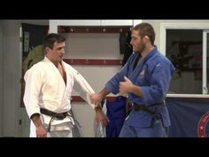 ▶ Takedowns for Judo & BJJ: Ippon Seionage (Shoulder Throw) - YouTube