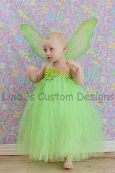 Tinkerbell inspired Fairy Princess Tutu Dress Costume for Birthdays, Vacations, Pageants, or Photos up to 4T. $60.00, via Etsy. Belle Dress Up, Princess Belle Dress, Little Princess, Girl Costumes, Halloween Costumes, Costume Ideas, Holloween Party Ideas, Baby Hair Bows, Dress Up Outfits