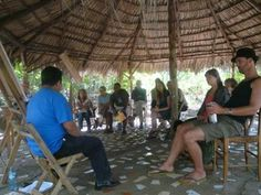 I studied and volunteered at the Mariposa in La Concha, Nicaragua last July.  Can't wait to go back.