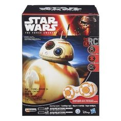 RC Controlled BB-8 Robot Star Wars Episode VII Force Awakens