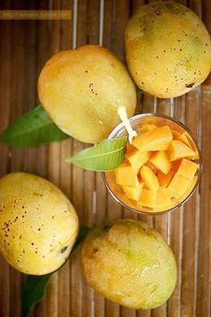 Mangoes my fav fruit!