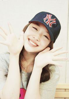 Sulli, my favorite member of f(x)