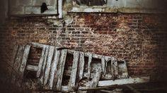 Brick Wall Decay