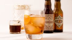 Real maple syrup is so tasty in this twist on an old fashioned cocktail – it adds not only a touch of sweetness but also a depth of flavor. Be sure to use a high quality maple syrup and keep your maple syrup refrigerated when not using.