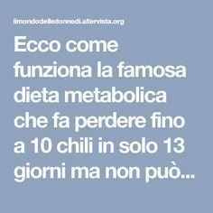 13 dieta metabolica zilean