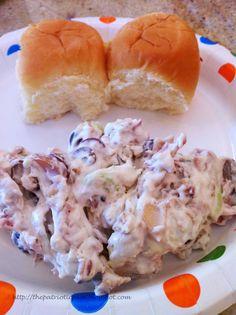 Creamiest Chicken Salad | The Patriotic Pam...