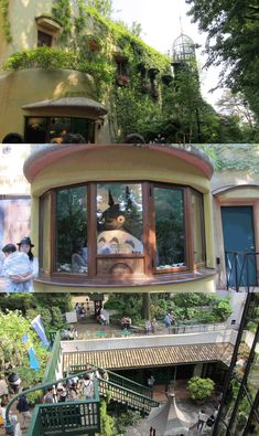 Studio Ghibli Museum. I would love to go there!