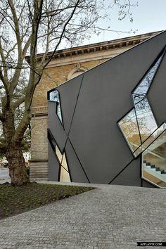 The Felix Nussbaum Haus Extension, Daniel Libeskind