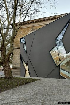 The Felix Nussbaum Haus Extension, Daniel Libeskind