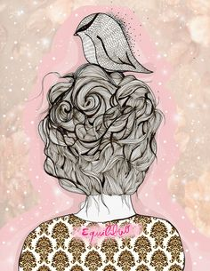 Soledad Tinta China, Creations, Ink, Illustration, Pretty, Anime, Pictures, Sketchbooks, Chinese