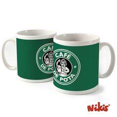 Taza café de Pota
