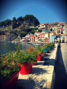 My Travels in 2013. - Parga, Greece