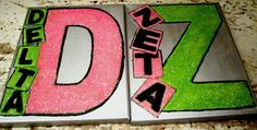 sorority craft ideas - Google Search