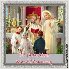 10 Facts About Sacred Matrimony » Catholic Sistas