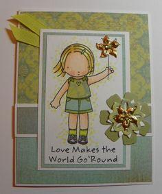 Pure Innocence Stamp Image
