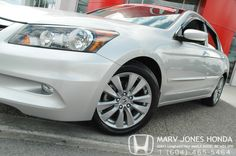 2011 Honda Accord now part of our lineup at MJH!