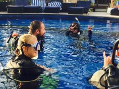 IDC Gili Islands and IDC center Oceans 5 are conducting PADI Instructor Development Courses once a month. Oceans 5 dive resort has the best IDC facilities on the Gili Islands.
