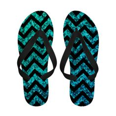 Chevron Aqua Sparkle Flip-Flops Yes I can say you are on right site we just collected best shopping store that haveThis Dealstoday easy to Shops & Purchase Online - transferred directly secure and trusted checkout...