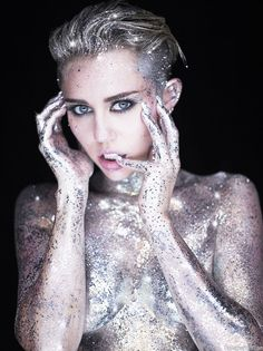 Miley Cyrus Photoshoot 2014