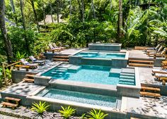 An award-winning beachfront resort next to Central America's largest tract of untouched rainforest, with watersports equipment, three daily meals and more