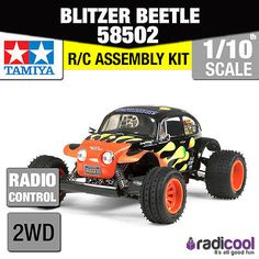 58502 #tamiya blitzer beetle #1/10th r/c kit radio #control 1/10 car new in box!,  View more on the LINK: http://www.zeppy.io/product/gb/2/311697260432/