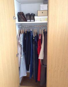 A secondhand, 20-piece, minimalist Parisian wardrobe