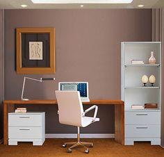 Conjunto para escritório / Linha Daphne