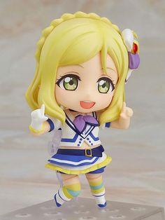 Mari Ohara Love Live Sunshine Nendoroid Action Figure