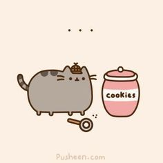 Pusheen Solves a Mystery - Who ate the Cookies part 4